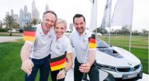 Weltfinale des BMW Golf Cup International