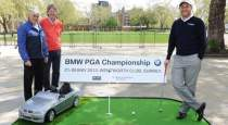 David Howell launches 'Performance Putting Challenge' in London