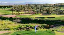 The spa's the star for golfing couples heading to Morocco