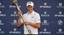 Fitzpatrick ends 2016 on a high in Dubai
