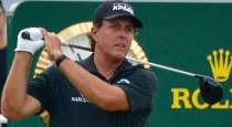 Phil Mickelson kommt in Form