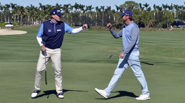 Steve Stricker und Sean O'Hair siegen in Naples