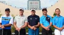 Star players launch the UBS Hong Kong Open