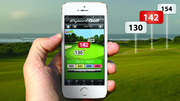 Golf Entfernungsmesser Iphone App : Golfbest equipment